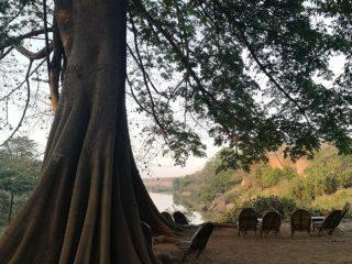 Río Gambia en Wassadou